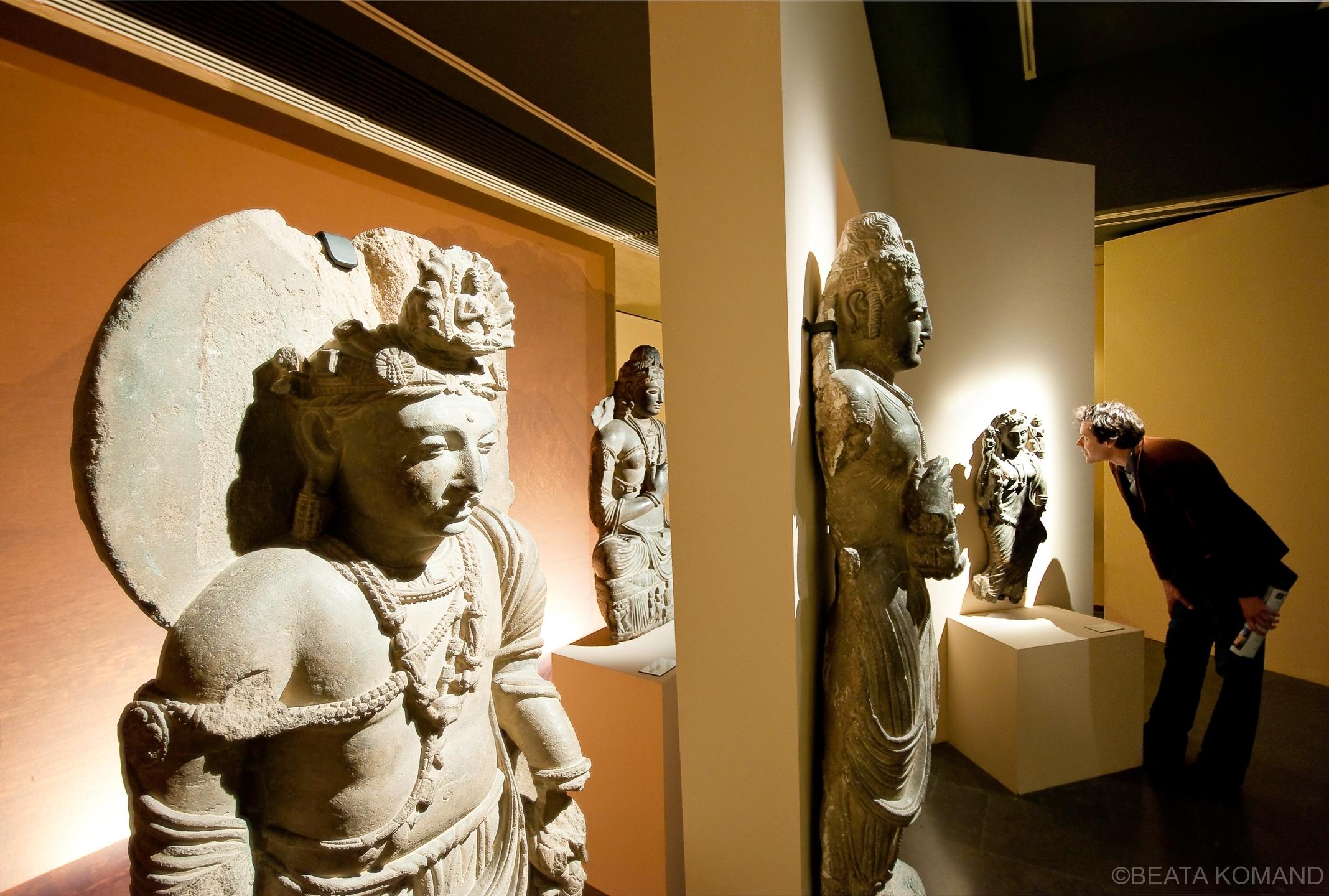 expo au musée guimet Pakistan les arts du gandhara