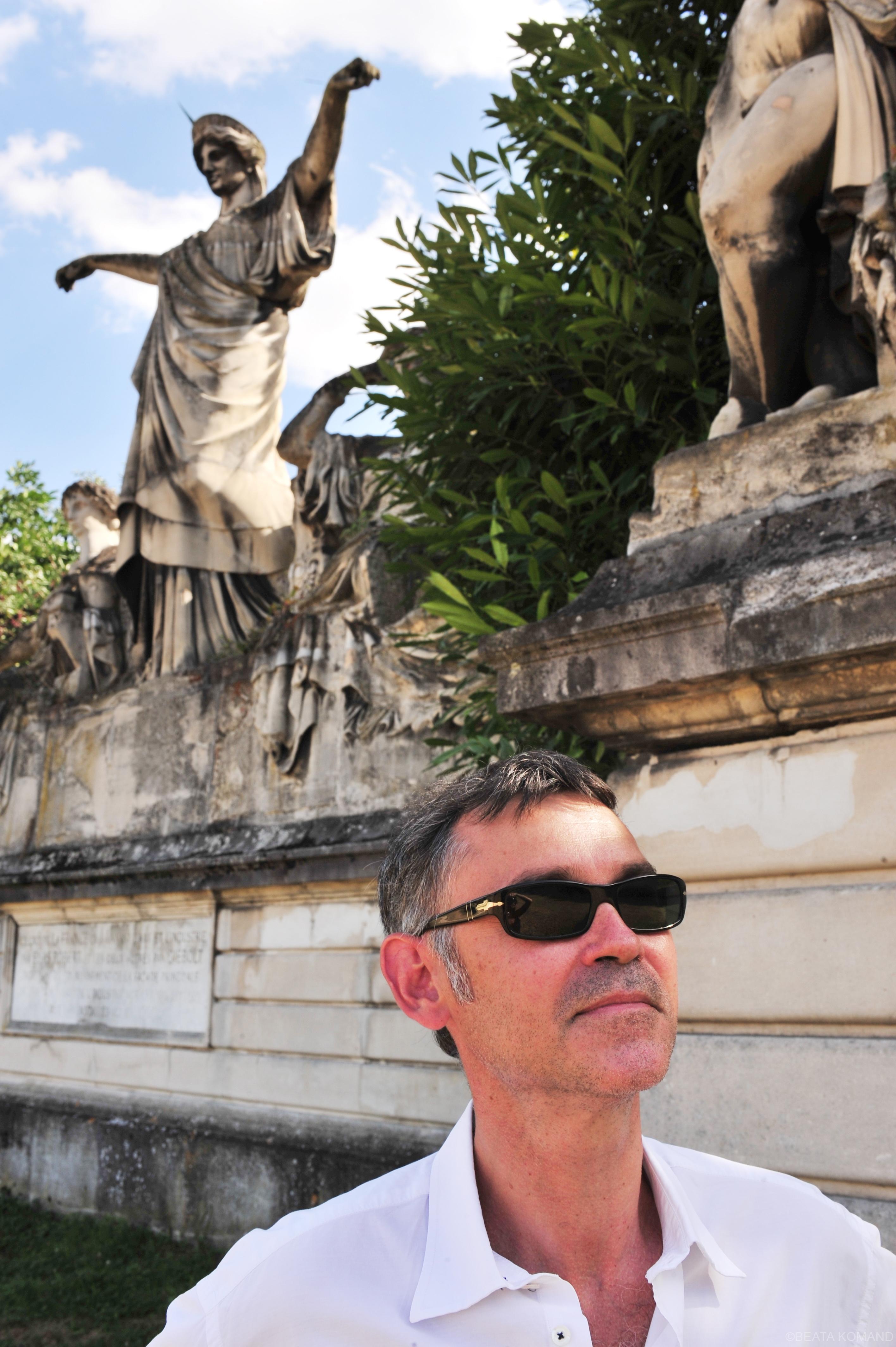 François Missionnier, directeur Rock en Seine