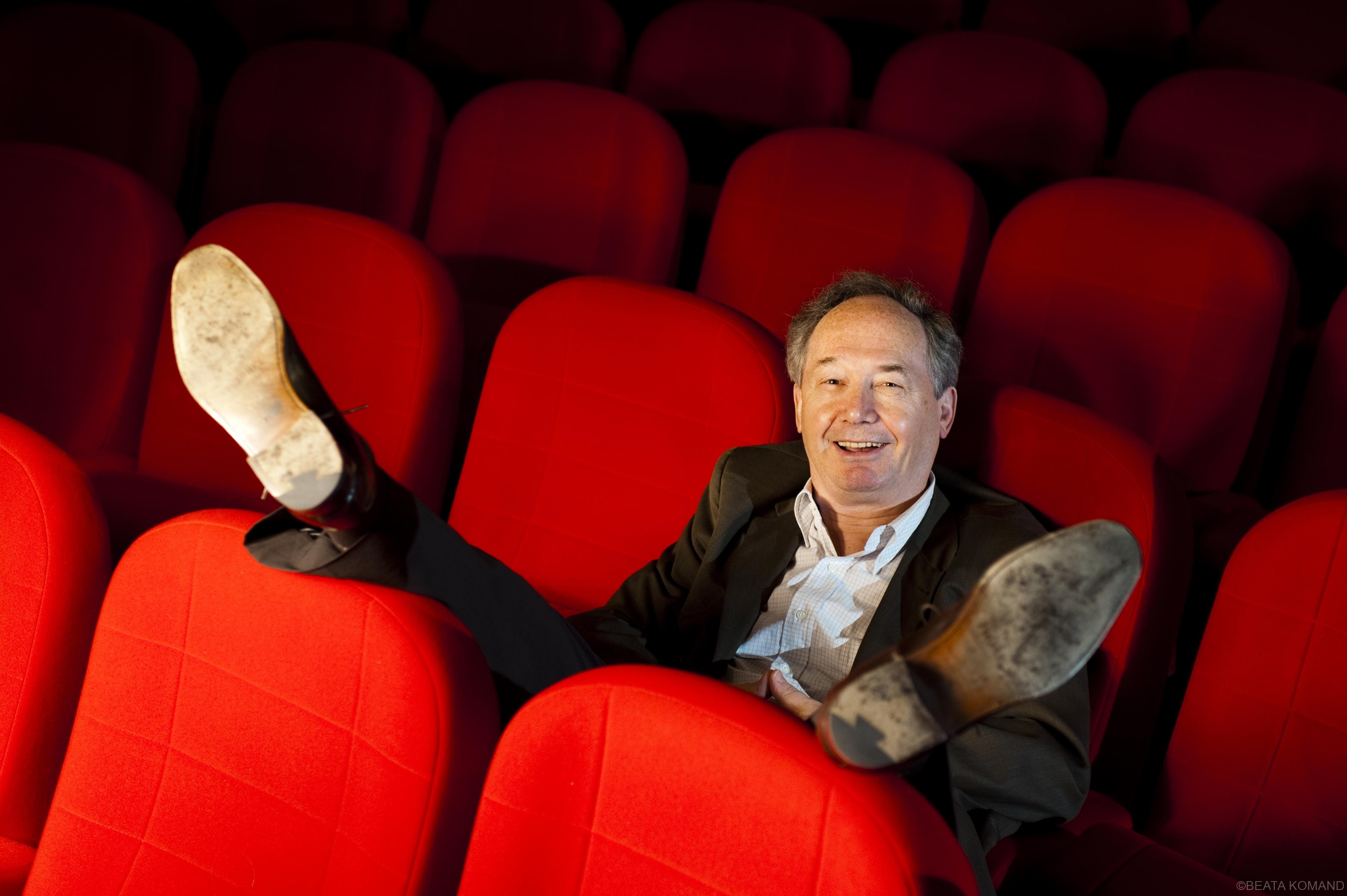 Jean-Jacques Schpoliansky, président directeur général du Cinéma La Balzak à Paris